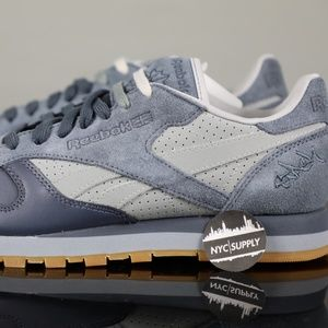 SAMPLE Reebok Stash Classic Leather Blue City